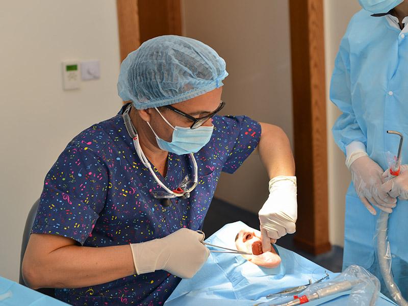 Clinique dentaire d'Agadir